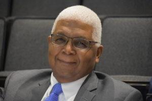 Smiling photo of Dr. Willie Garrett